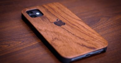 Real Wood Premium Case For iPhone