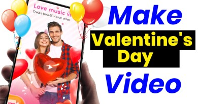 Valentine Day Video