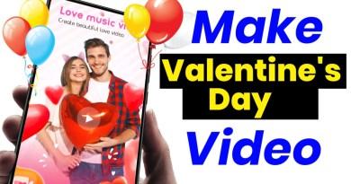 Valentine Day Video
