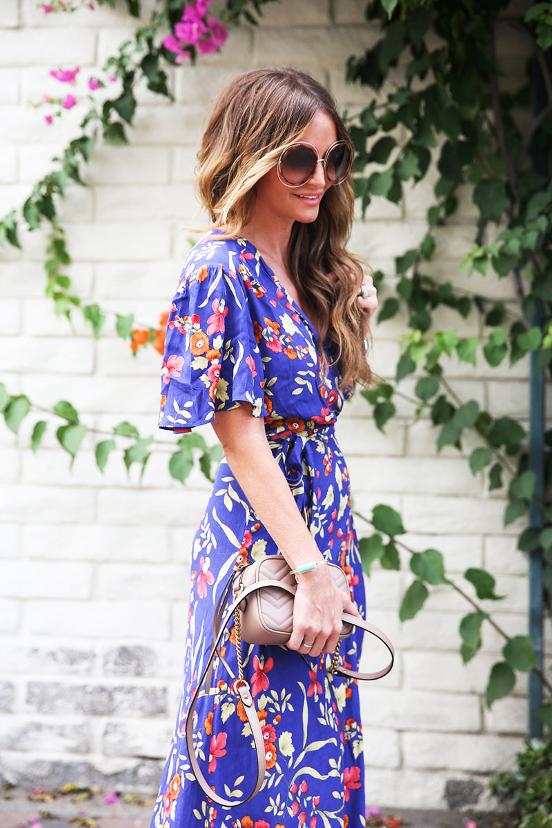 DKW Styling Fashion Friday-Plaza Kimono Dress