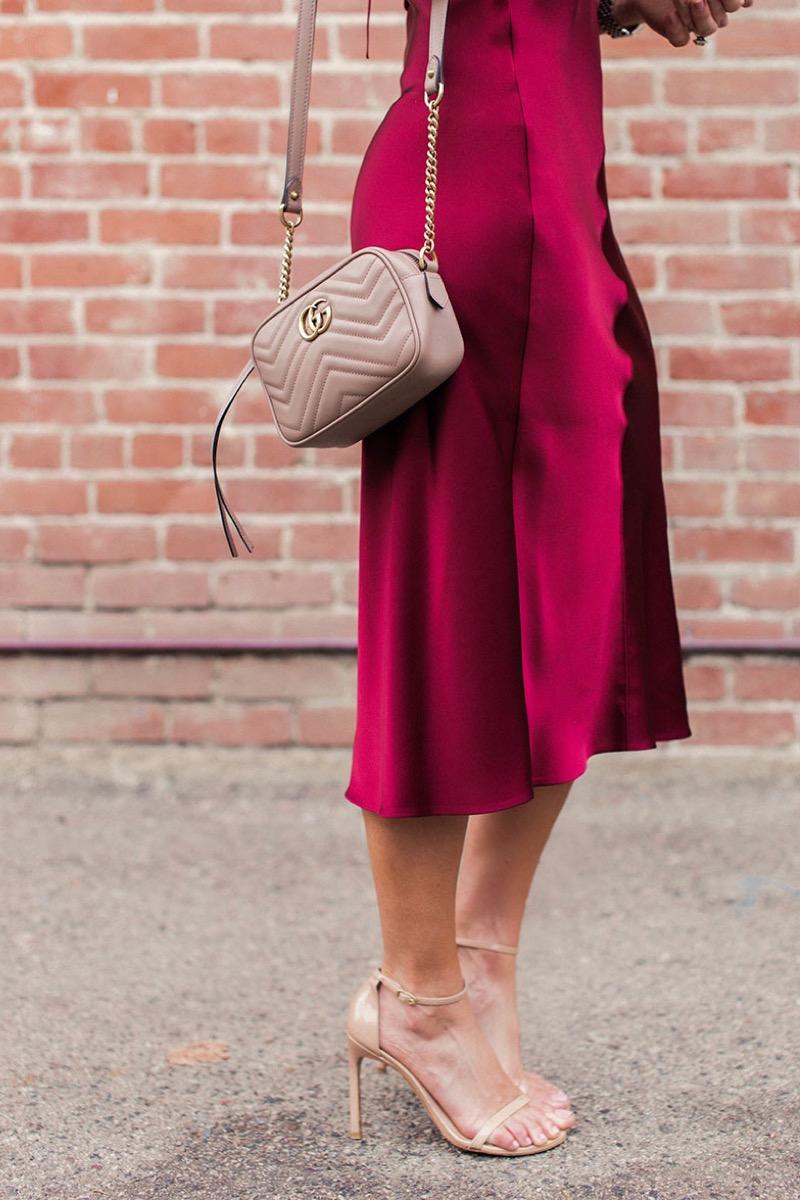 DKW Styling Fashion Friday Slip Dress