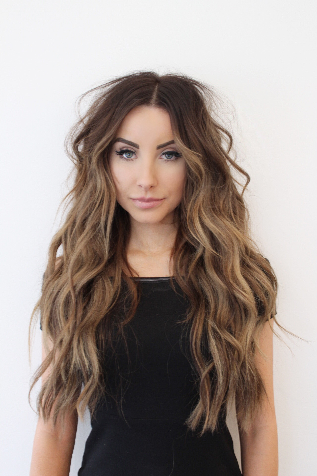 Beach Waves Tutorial Nbr Hair Extensions Dkw Styling