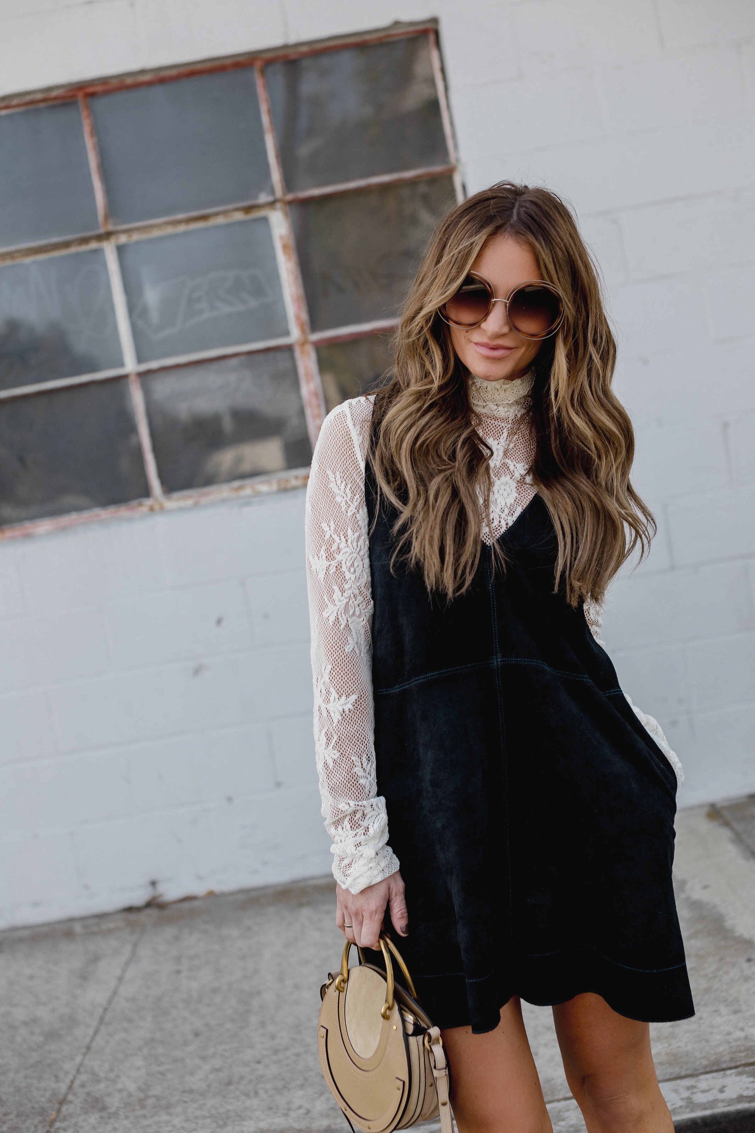 Danielle K. White Fashion Outfit From Free People