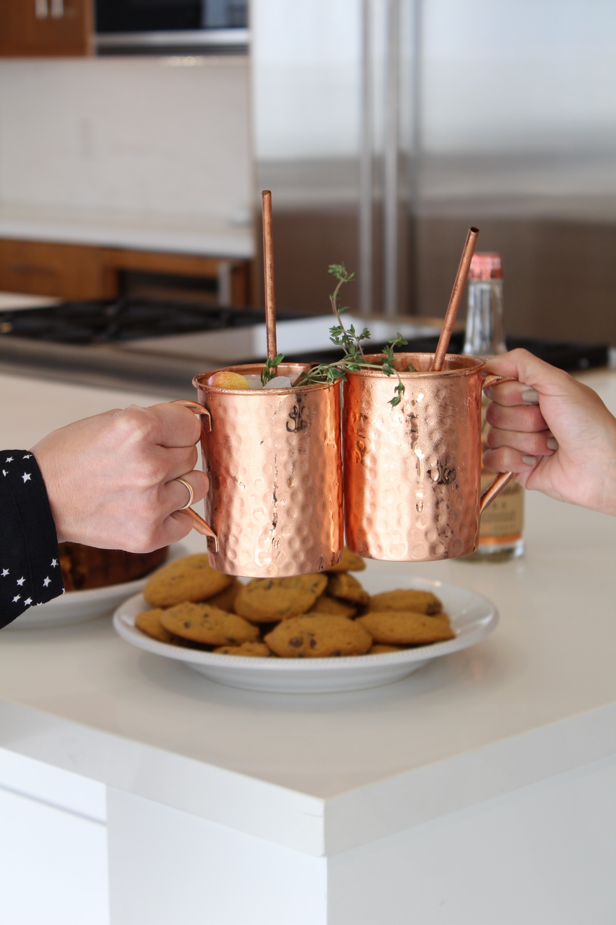 Val's Famous Fall Mule - CHEERS!