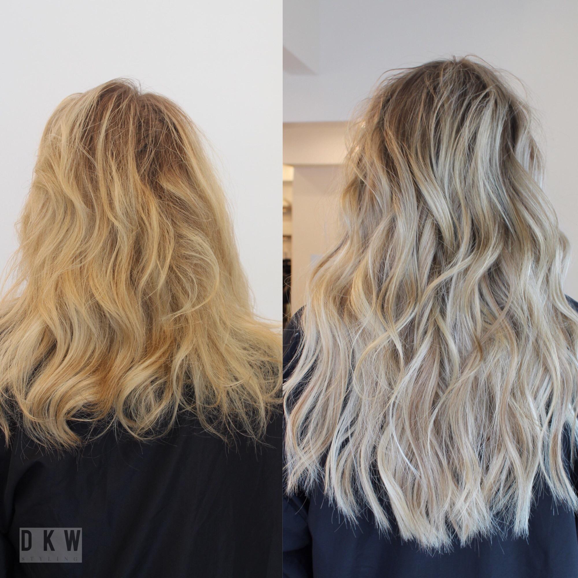 NBR Hair Extensions by Danielle K. White