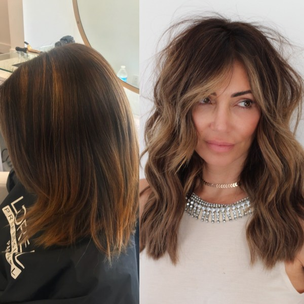 NBR Hair Extensions by Valerie Plunk