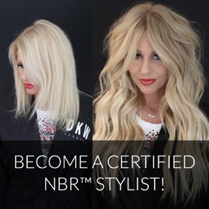 Become a Certified NBR™ Stylist!