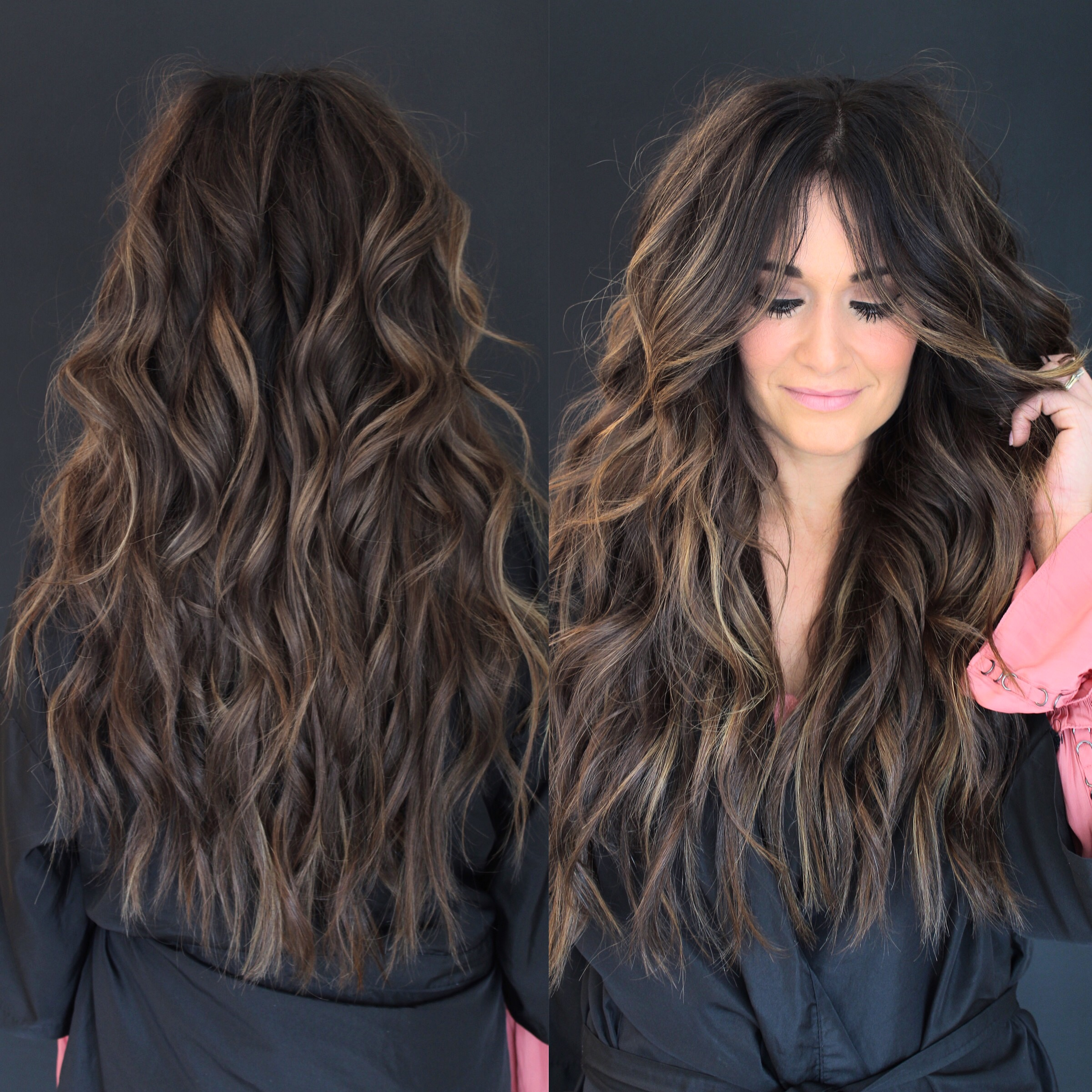 Clip Ins Vs Hair Extensions Nbr Hair Extensions Dkw Styling