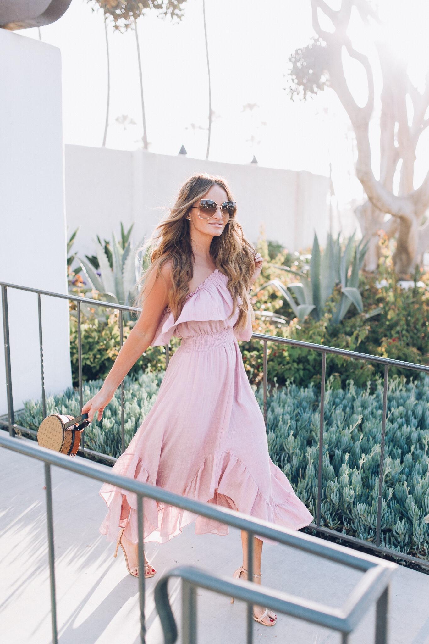 Summer Dresses 2018 - MISA Vola Dress - DKW Fashion