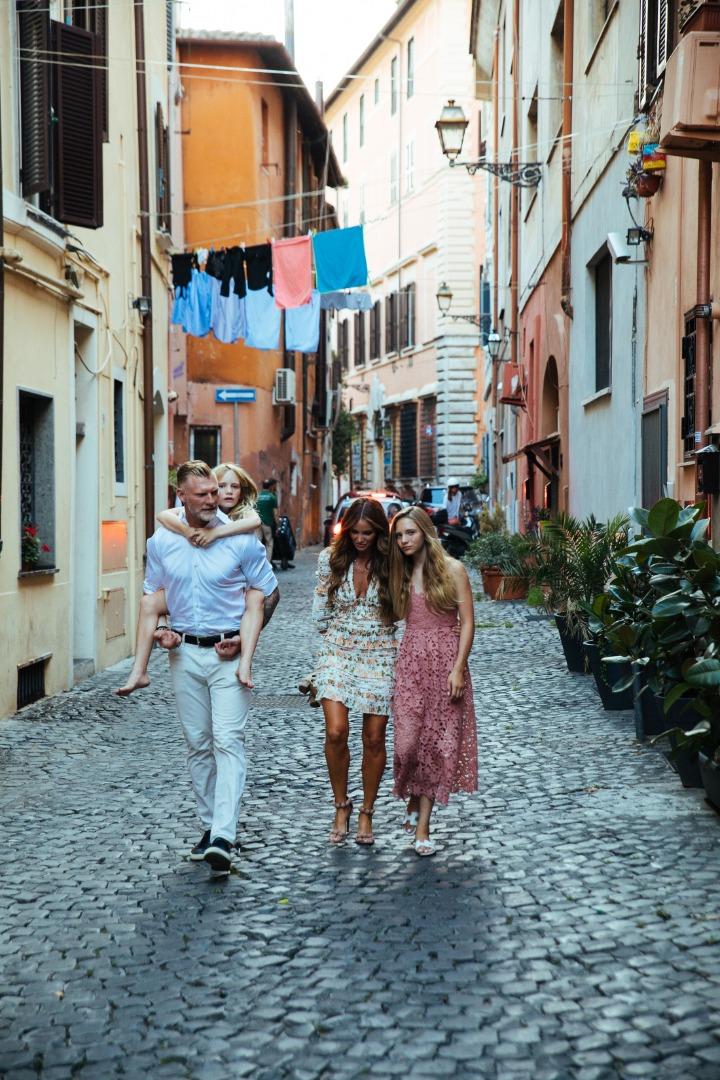 Europe Family Vacation 2018