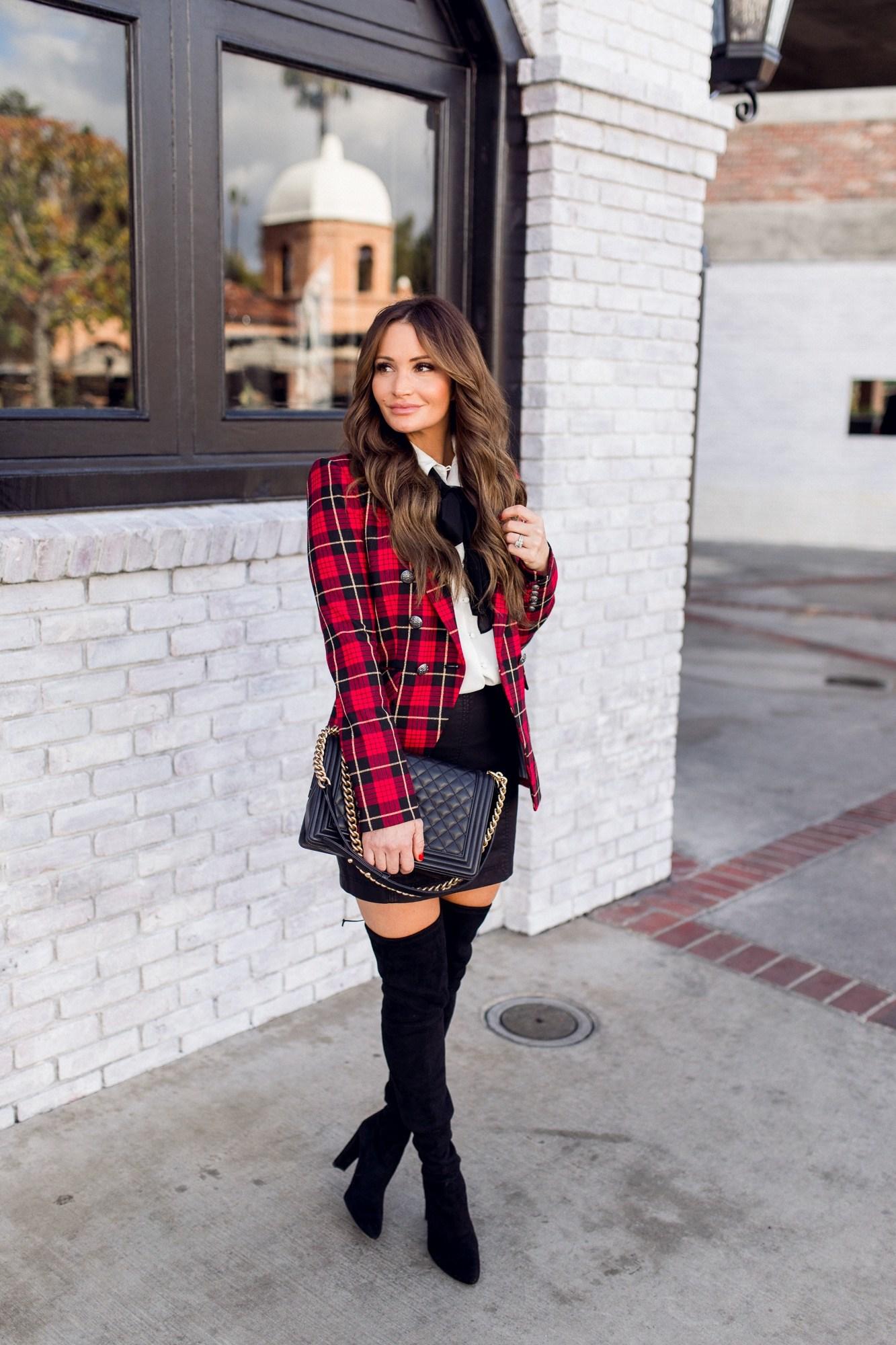#DKW-Fashion - Holiday Blazers