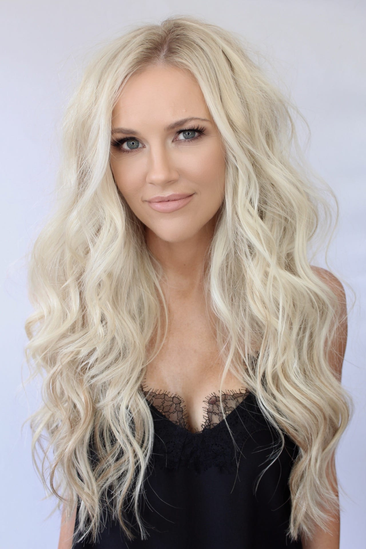 blonde hair extensions natural