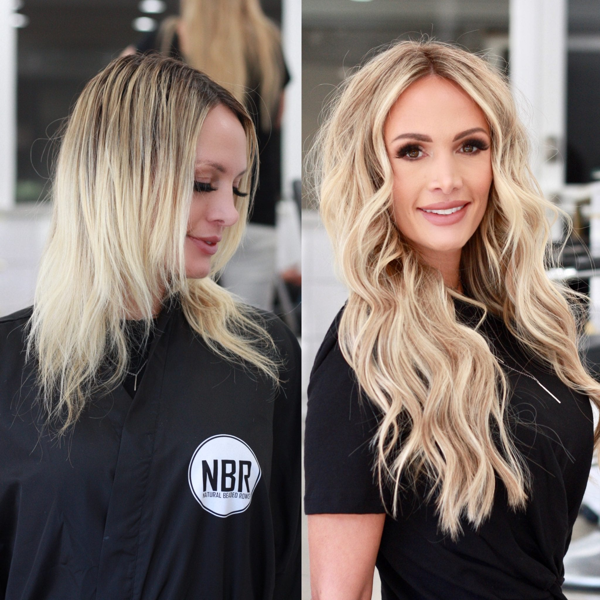 NBR Hand Tied Extensions by DKW Styling