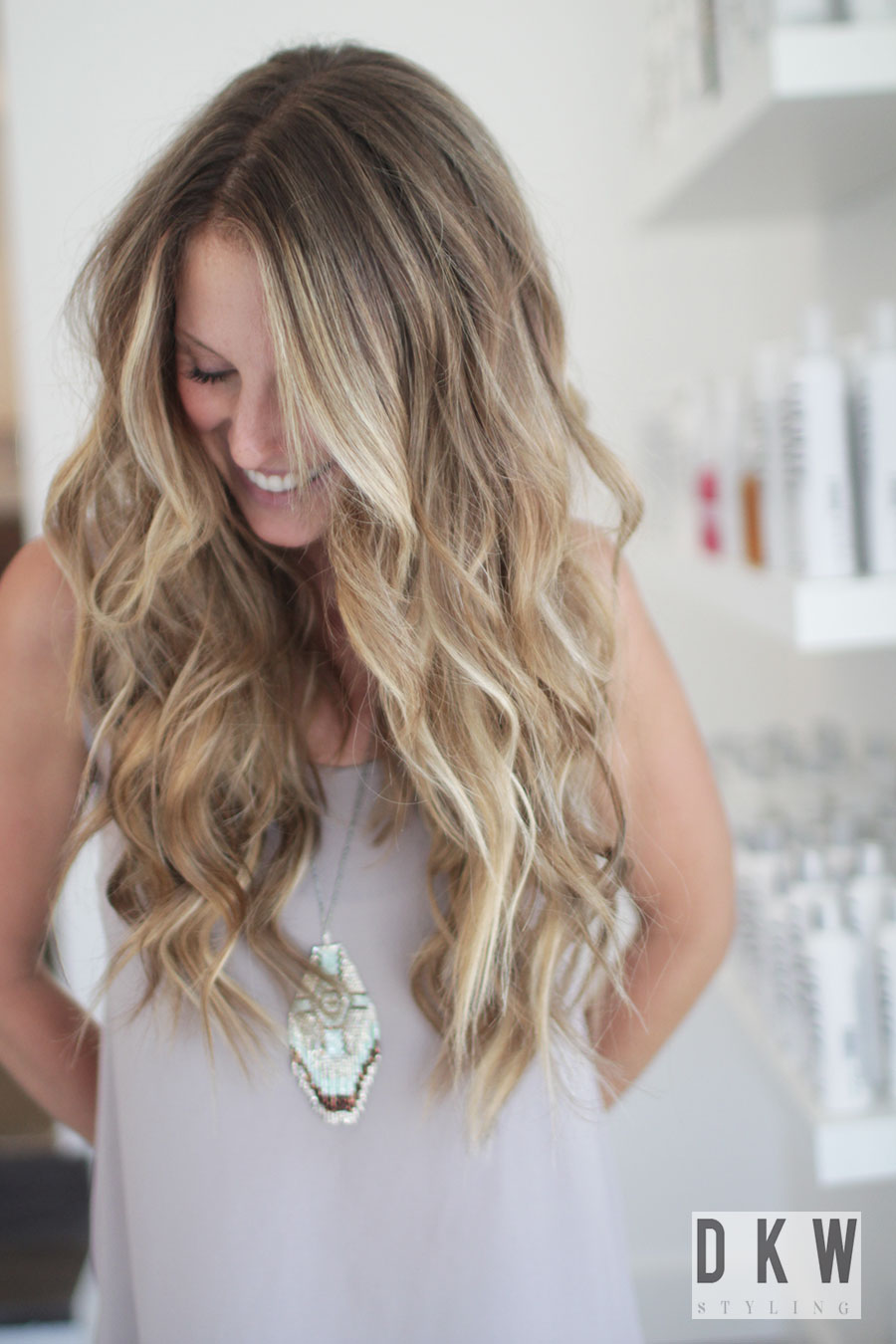Natural Beaded Rows Hair Extensions Dkw Styling Salon Natural