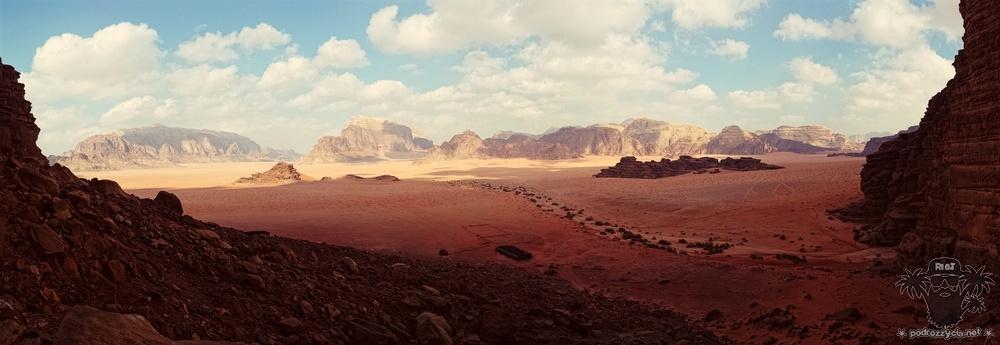 Jordania, Wadi Rum