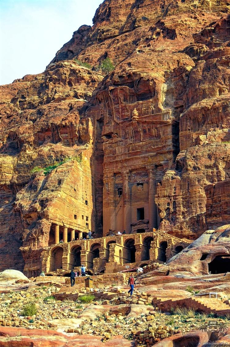 Petra, Grób Urny