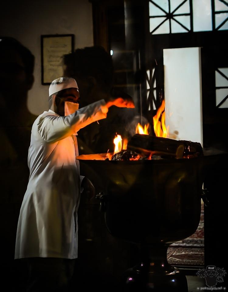 Podróż Życia, Iran, Jazd, zaratusztriańska Świątynia Ognia