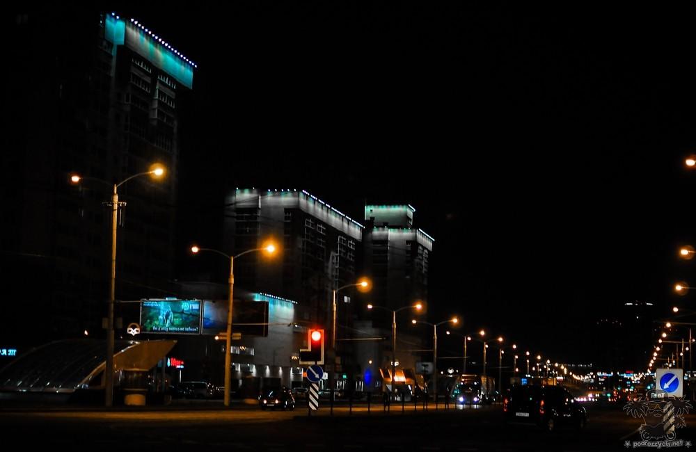 Podróż Życia, Białoruś motocyklem, Mińsk