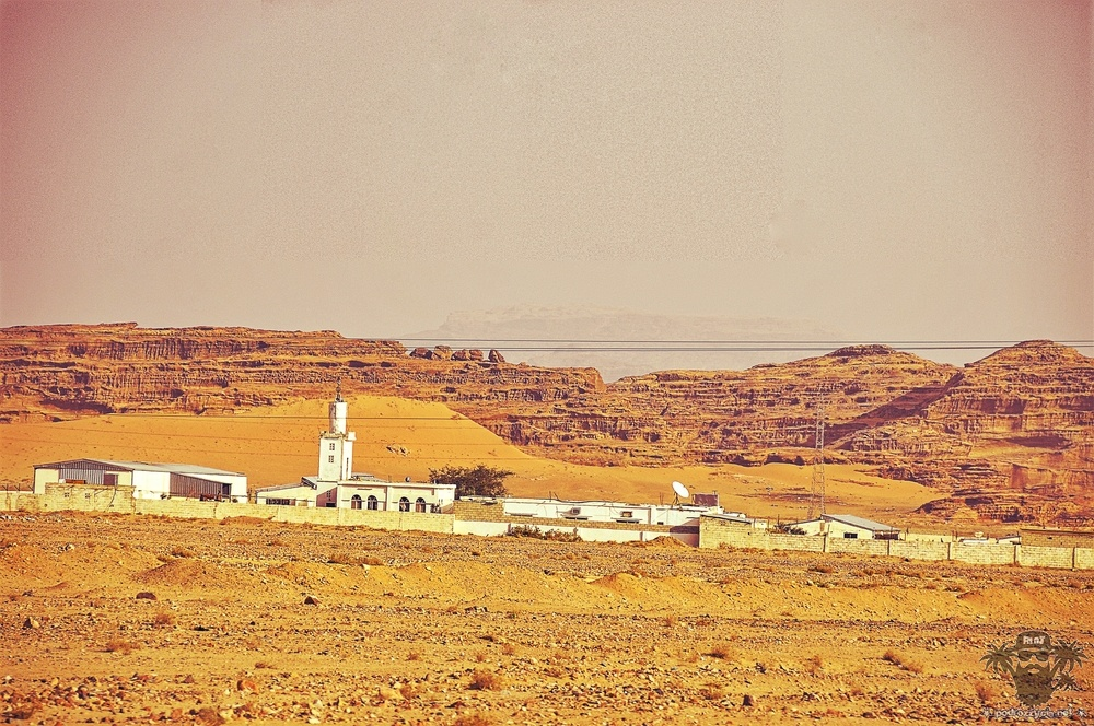 Jordania, Desert Highway