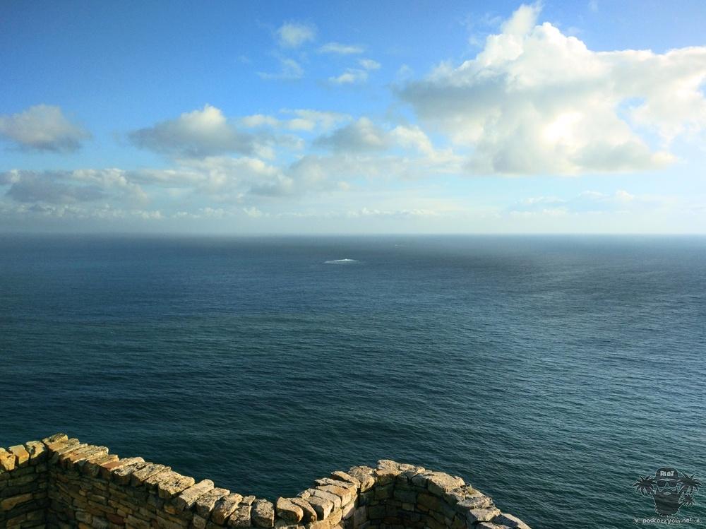Round The half World. RPA, Cape Point