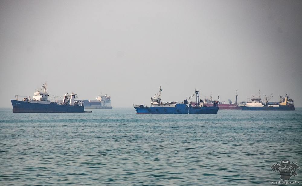 Podróż Życia, Iran, Zatoka Perska