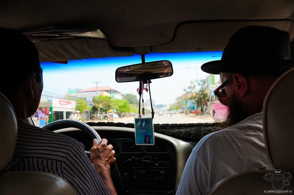 Round The half World, Kambodża