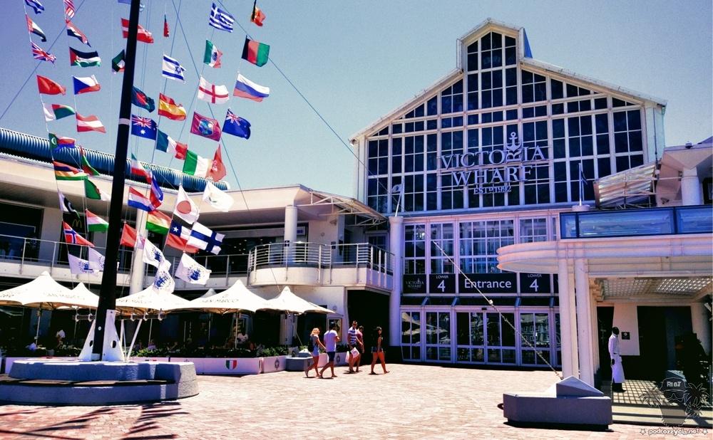 Round The half World. RPA, Kapsztad, Waterfront