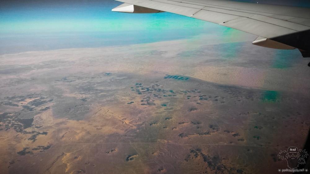 Podróż Życia, Egipt, Sahara
