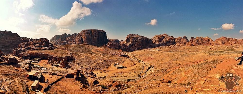 Petra, centrum