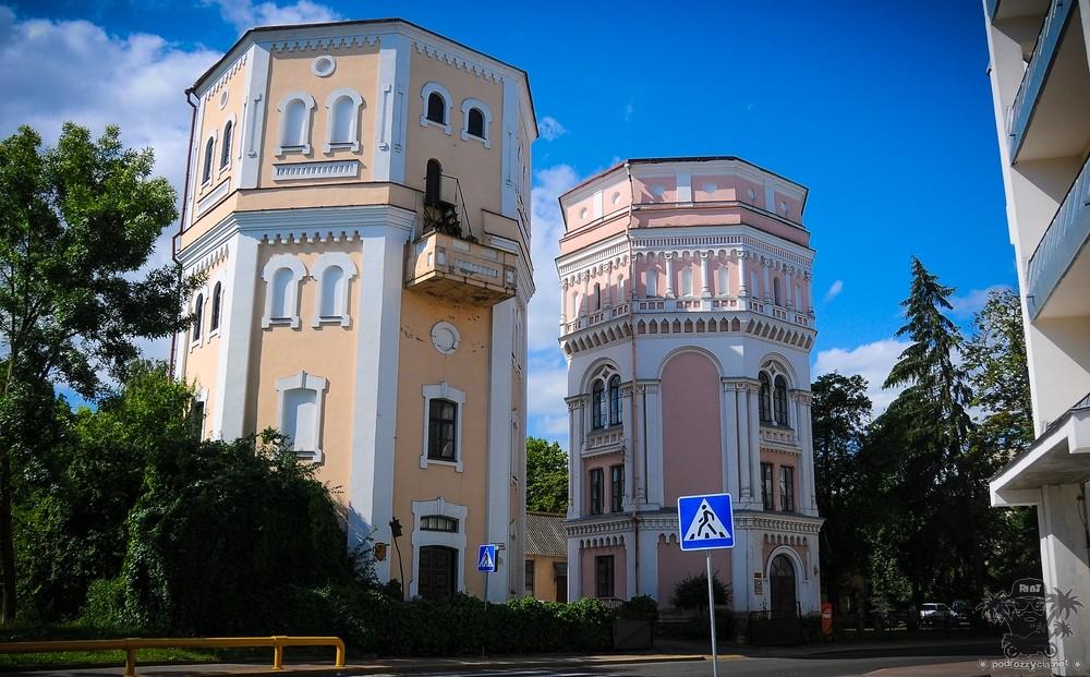 Podróż Życia, Białoruś motocyklem, Grodno