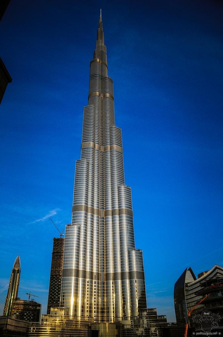 RThW, Dubaj, Burj Khalifa