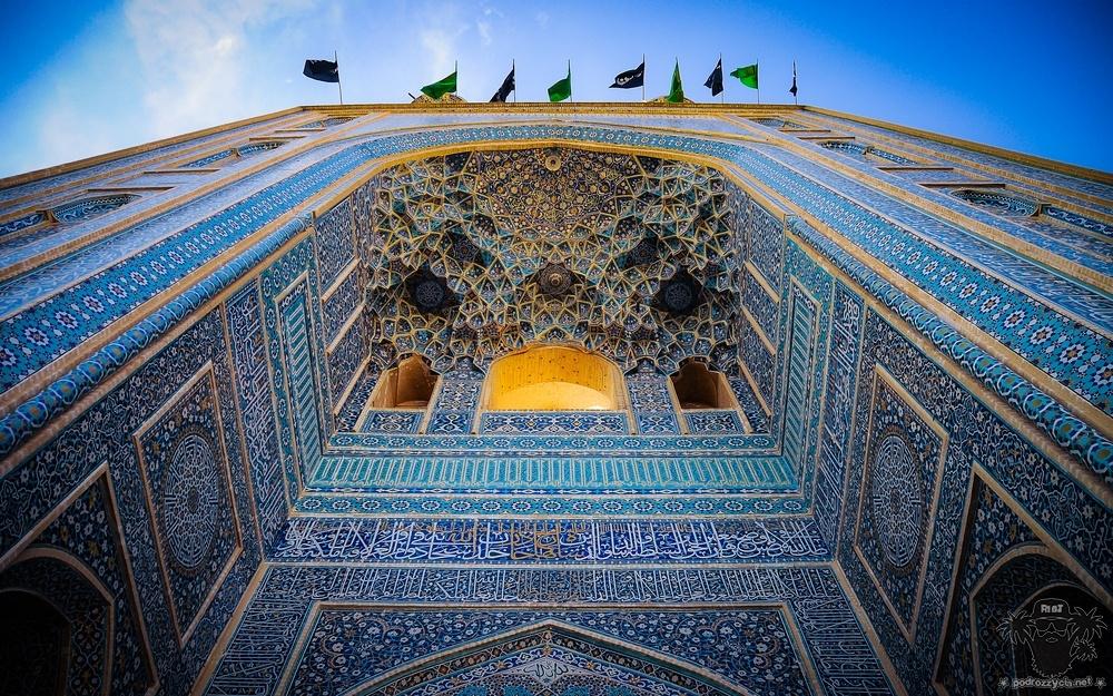 Podróż Życia, Iran, Jazd, Meczet Piątkowy