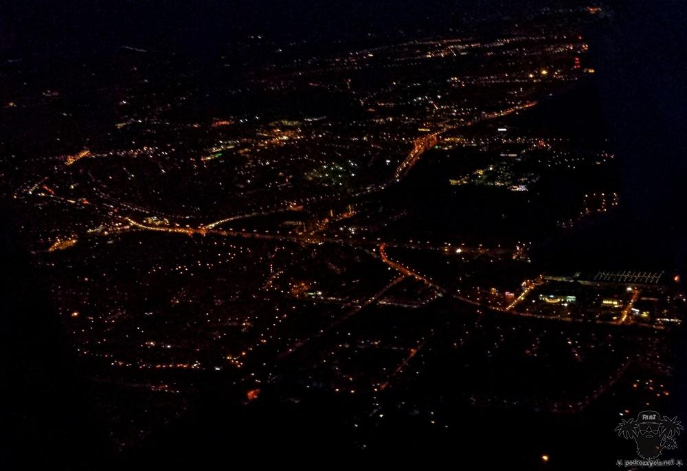 Noc nad Krakowem