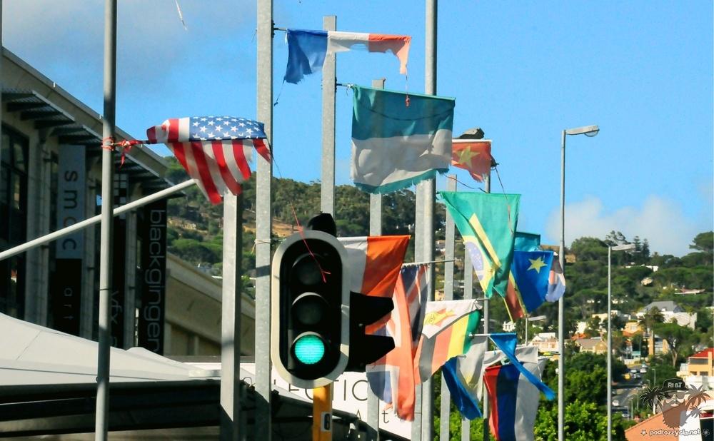 Round The half World. RPA, Kapsztad