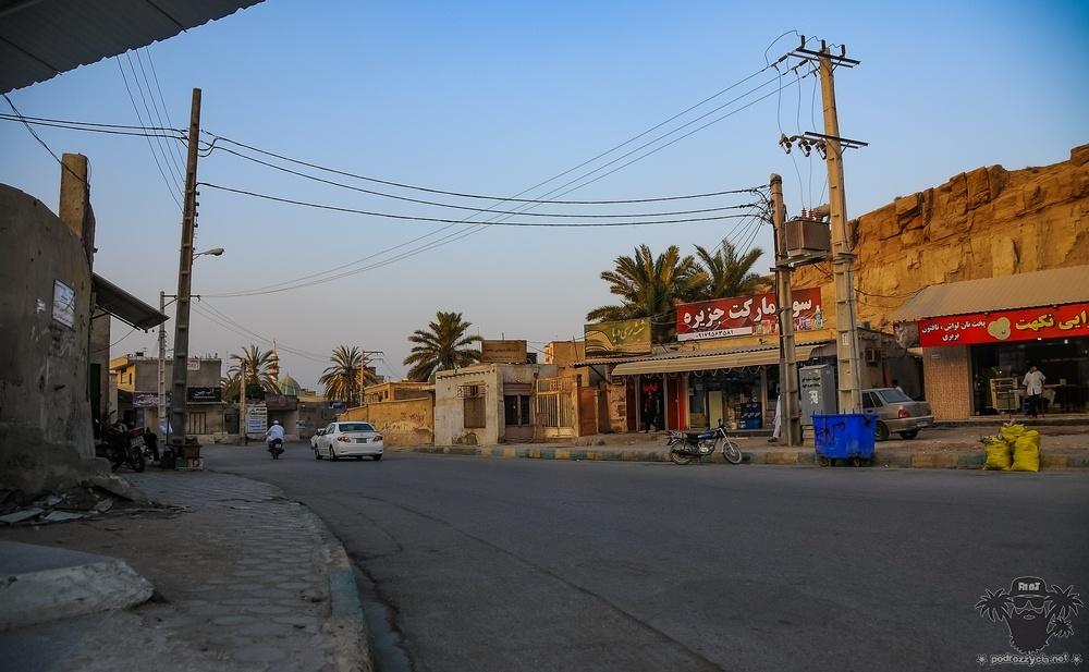 Podróż Życia, Iran, Keszm, Dargahan