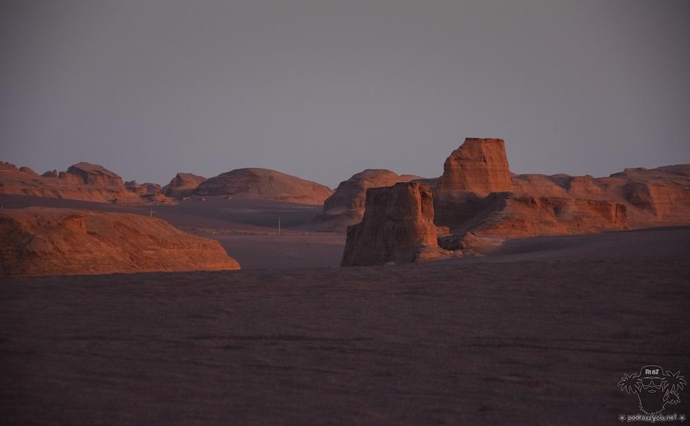 Podróż Życia, Iran, pustynia Lut