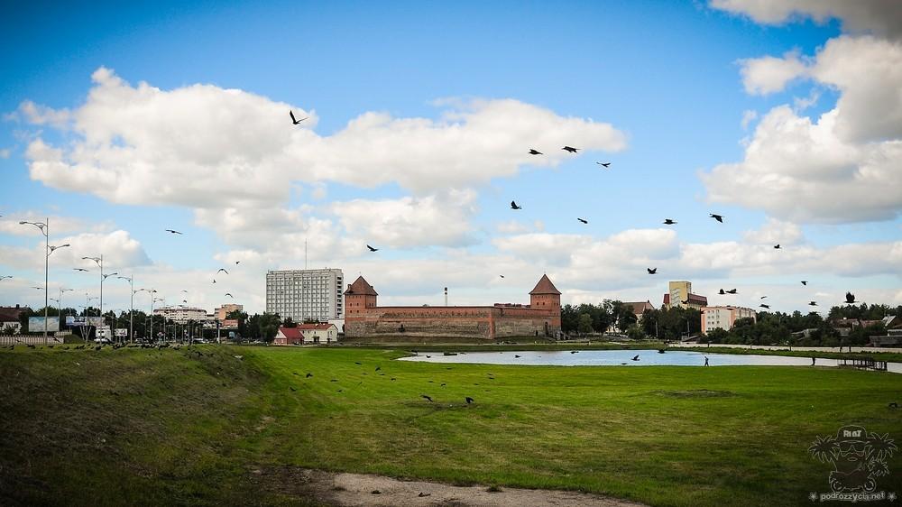 Podróż Życia, Białoruś motocyklem, Lida
