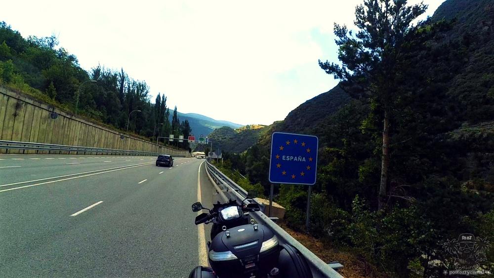 Podróż Życia, Najmniejsze Kraje Europy. Hiszpania