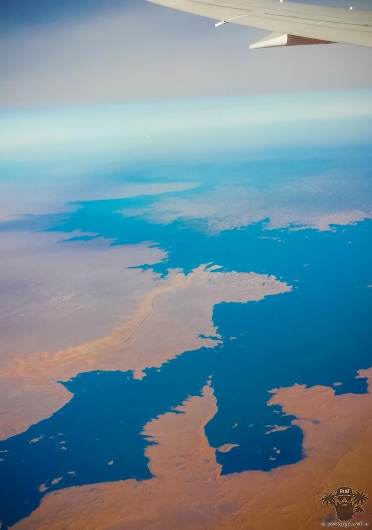 Podróż Życia, Egipt, Nil