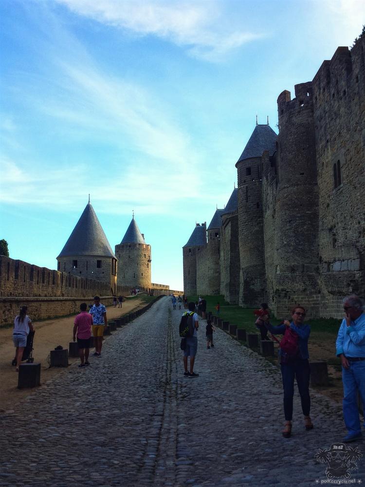 Podróż Życia, Najmniejsze Kraje Europy. Carcassone