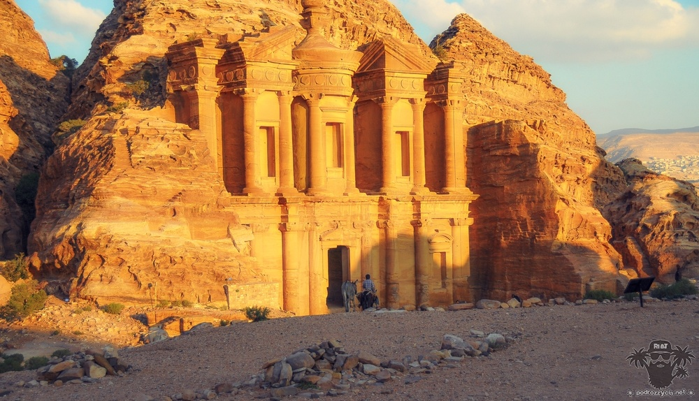 Petra, ad-Deir