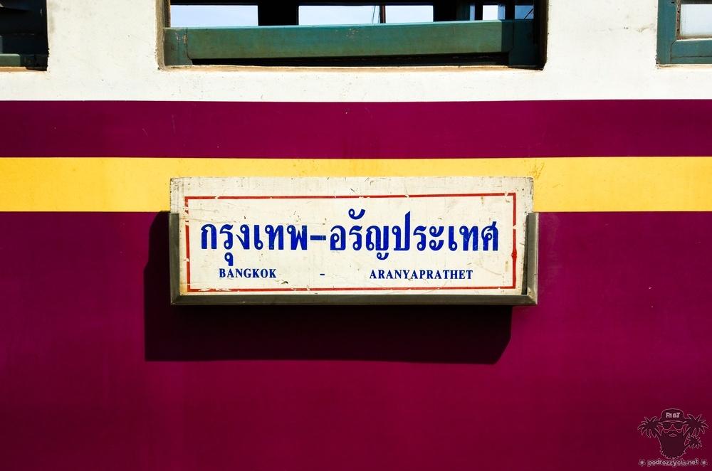 Round The half World, Tajlandia, Bangkok