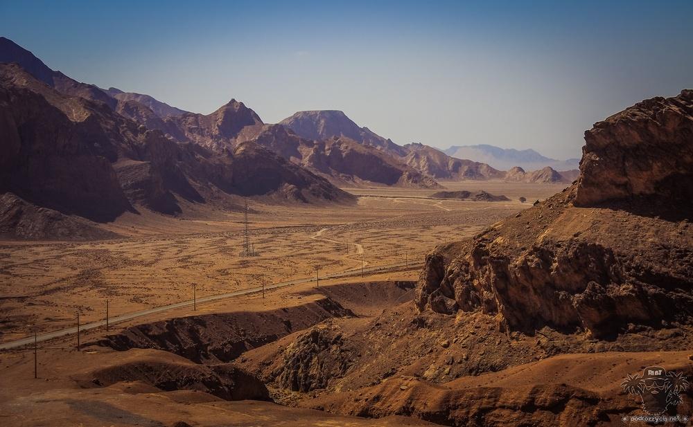 Podróż Życia, Iran, Czak Czak
