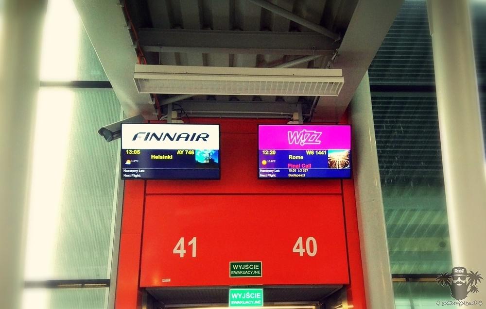 RThW, lotnisko Chopina