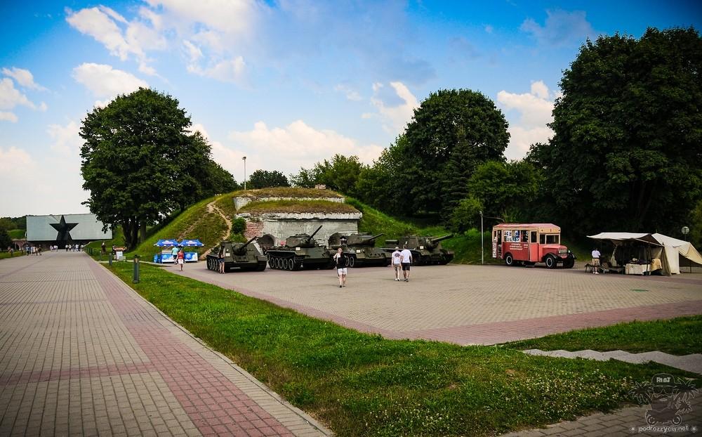 Podróż Życia, Białoruś motocyklem, Twierdza Brzeska