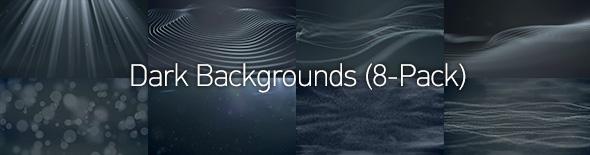Hi-Tech Data Backgrounds (4-Pack) - 6