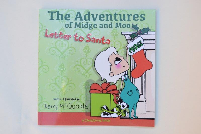 The Adventures Of Midge and Moo - Letter to Santa
