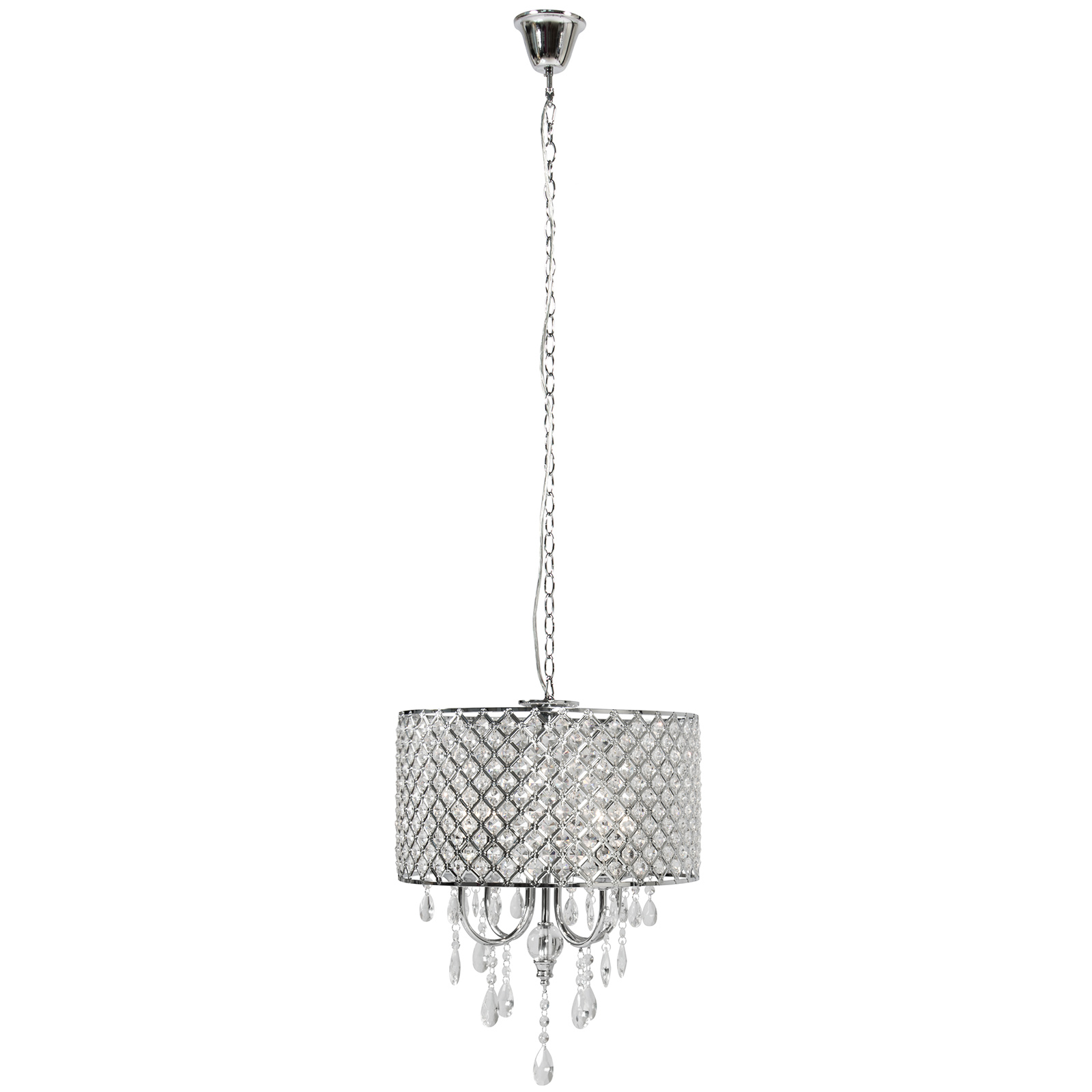 Bcp Crystal Chandelier Ceiling Lamp
