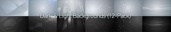 Hi-Tech Data Backgrounds (4-Pack) - 3