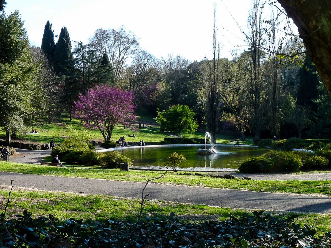 Jardines Borghese
